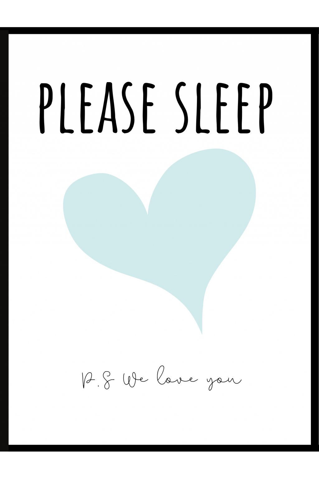 Please sleep with heart 2